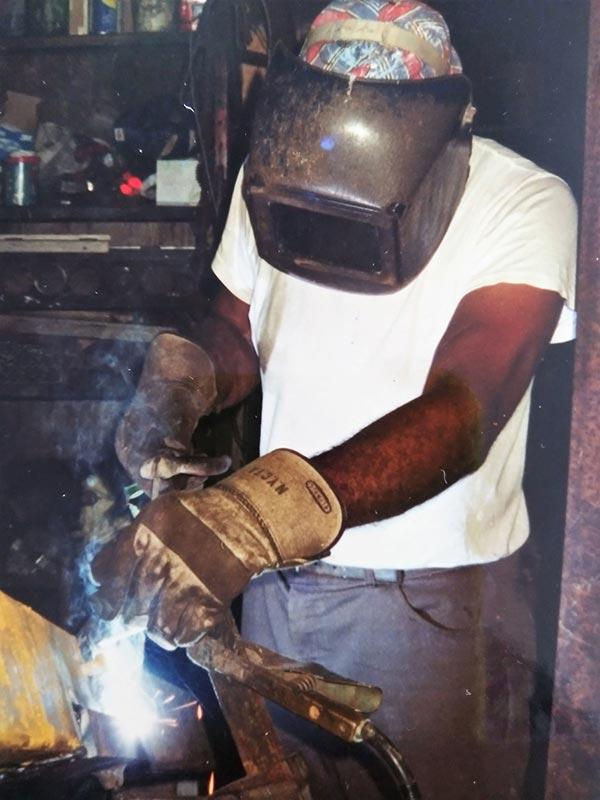 Cleve welding